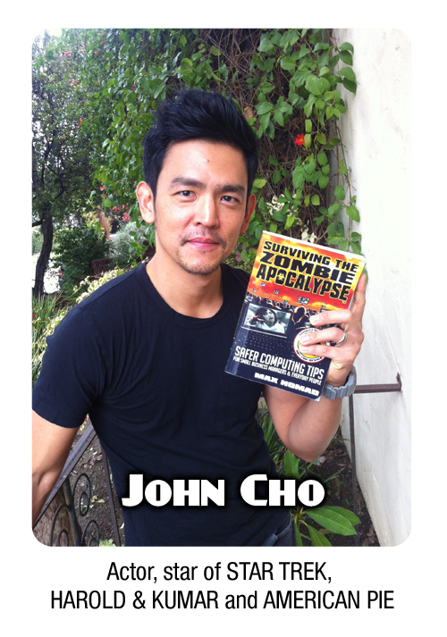 Actor John Cho