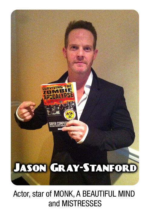 Actor Jason Gray-Stanford